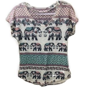 Sage a Division of Anthropologoy Elephant Top